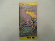 1974 The Maker Of Moons Robert W. Chambers Fantasy Reader 4 paperback VF-