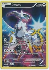 POKEMON Arceus XY116 - Mythical Collection - Black Star Promo Rare Holo