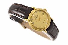 Vintage Raymond Weil Geneve Gold Plated Automatic Ladies Watch 1267