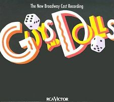 Guys and Dolls CD (Audio CD)