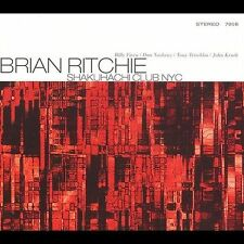 CD-Brian Ritchie-Shakuhachi Club NYC [Digipak]  May-2004, Weed)