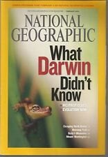 National Geographic February 2009 What Darwin Didn't Know/Escaping North Korea
