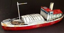 Sgts Mess B08 1/72 Resin WWII British Trawler and Crew