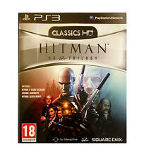DISC ONLY / Hitman HD Trilogy (Sony PlayStation 3, 2013) #B127