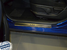 Hyundai i20 2009-/2012- Stainless Steel Door Sill Entry Guard Covers Protectors