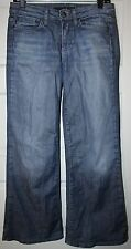 JOE'S JEANS Wide Leg Muse Stretch Womens Size W28 - Actual 30 x 28 Made in USA