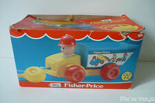 Fisher-Price Vintage / 151 Dump Truck - 1982