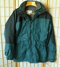 Jacket Two In One By Columbia Size L With Hood 2 Jackets In One Insulated