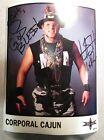 Lash Leroux Signed Autographed WCW Promo 8x10 Photo - WWE WWF Wrestling