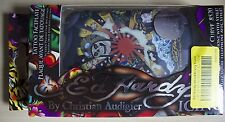 Ed Hardy Christian Audigier Blackberry Curve Phone Cover 8520 8530 9300 3G 9330