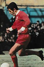 Football Photo IAN CALLAGHAN Liverpool 1969-70