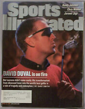 David Duval 1999 Sports Illustrated