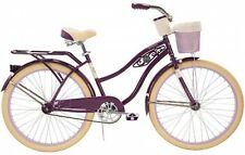 Huffy Baypointe Women's Deluxe 26 Inch Cruiser Bike Adult Bicycle Beach Ride NEW