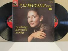 SLS 5104 EMI- The Maria Callas Album- Best of/Anthology 2-LP (EX+) with BOOKLET