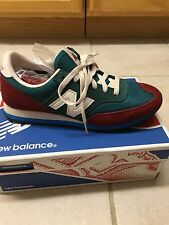 NIB New Balance 620 Sneakers for J.Crew Size6 Women Shoes Sneakers BURNT CRIMSON