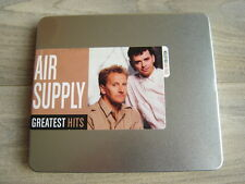 CD soft rock aor80s *EX+* AIR SUPPLY Steel Box Collection GREATEST HITS australa