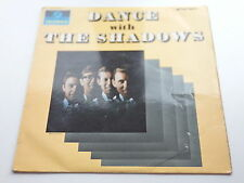 THE SHADOWS ORIGINAL  1964  UK LP DANCE WITH  THE SHADOWS  STEREO