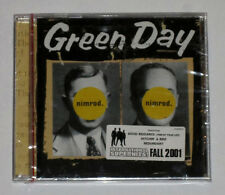 GREEN DAY CD LOT, 4 DIFFERENT CDS, NEW AND FACTORY SEALED, PUNK ROCK