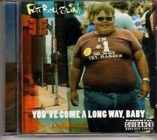 (CJ567) Fatboy Slim, You've Come A Long Way Baby - 1998 CD