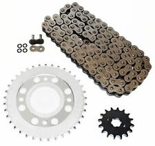 1979 1980 1981 HONDA CM400A / CM400T O RING CHAIN AND SPROCKET 16/35 530-102