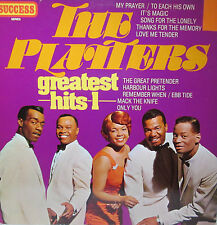 THE PLATTERS - greatest hits 1 - Philips 9279 106 - good