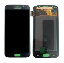 Display Lcd Touch Screen Originale Frontale Samsung Galaxy S6 G920 Black Nero