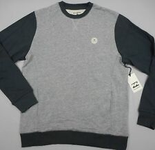 BILLABONG Men's Gray Cotton/Polyester LS Sweatshirt (XL) NEW NWT $50