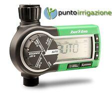 """Programmatore centralina irrigazione batteria Rain Bird rubinetto 3/4"""" Tap Timer"""