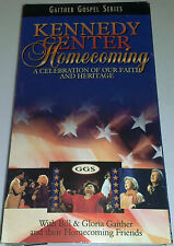GAITHER GOSPEL SERIES......KENNEDY CENTER HOMECOMING Gospel VHS