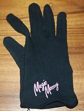 MAGIC MONEY GLOVE ~ MAKES MONEY CLEANER AND EASIER