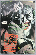 Batman The Killing Joke 6th Print PRINTING ERROR ? KEY Alan Moore Story BIG PICS