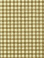 METALLIC GOLD FOIL GINGHAM ON IVORY TISSUE PAPER-20 Sheets