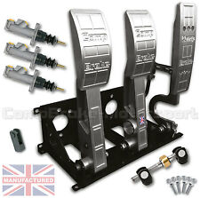 UNIVERSAL HYDRAULIC FLOOR MOUNTED BIAS PEDAL BOX STANDRARD KIT CMB6666-Hyd-Ali