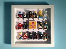 LEGO Minifigure Display / Case / Storage / Frame Series 16 for Complete Full Set