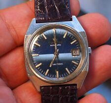 Vintage swiss made watch CERTINA BLUE RIBBON  cal.25-651M working condition