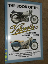 VELOCETTE MOV MAC KSS KTS VIPER VENOM THRUXTON ENDURO LE VALIANT++ MANUAL '25-70
