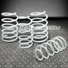 "1.9"" DROP SUSPENSION LOWERING SPRINGS/SPRING 00-05 DODGE NEON SE/R/T/SRT-4 WHITE"