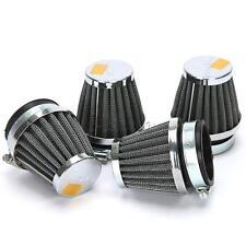 4X 39mm Air Filters Pod For Kawasaki KZ550A KZ550C LTD KZ55D GP 550 KZ650B 650