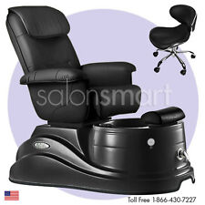 Salon Equipment Pipeless Pedicure Pedi Chair Unit Foot Spa Pacific DS Massage