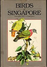 Birds of Singapore - Christopher Hails
