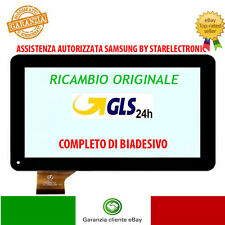TOUCH SCREEN MEDIACOM M-MP1S2A3G SMARTPAD S2 3G 10.1 VETRO Tablet ORIGINALE NERO