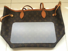 Translucent White Base Shaper Liner that fit the Louis Vuitton Neverfull MM bag