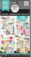 Create 365 The Happy Planner SEASONAL VALUE PACK Stickers - 30shts - 1557pcs