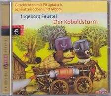 PITTIPLATSCH SCHNATTERINCHEN UND MOPPI CD Der Koboldsturm LITERA DDR * NEU