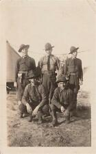 WORLD WAR l ~ 125TH FIELD ARTILLERY ~ 34th INFANTRY DIVISION ~ (19 PHOTOS) -1917