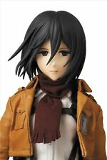 Real Action Heroes Medicom Toy Attack on Titan: Mikasa Ackerman Action Figure