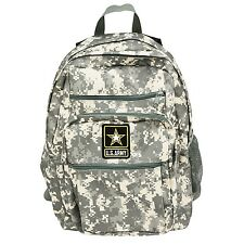 Official Licensed U.S. Army Strong Digital Camo Backpack - NWT