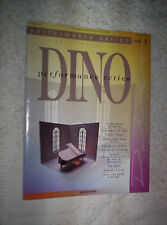 BA Dino Kartsonakis songbook Performance Series Volume 1 I One solo piano 1996