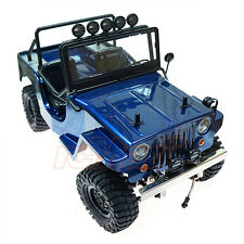 Gmade Sawback Sports Clear Body EP 4WD 1:10 RC Cars Crawler Off Road #GM40060