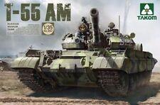 1/35 Takom Russian Medium Tank T-55 AM #2041